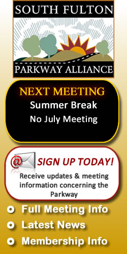 South Fulton Parkway Alliance Meeting Info